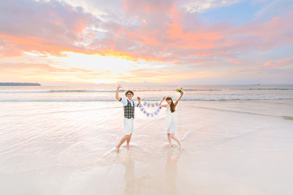 Fun vacation photo shoots with Pix Around