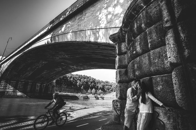 Rome photographers, Andrea