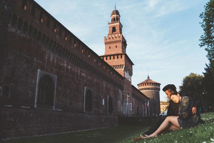 Milan photographers, Alessandro