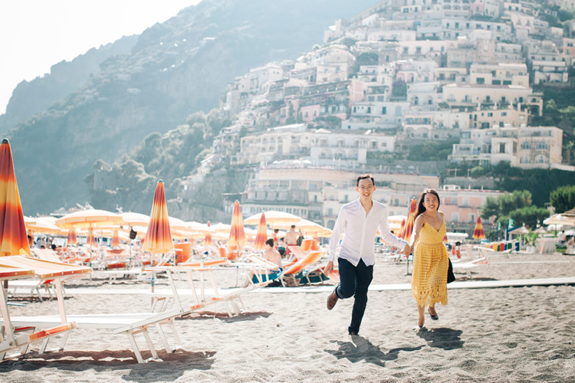 Vacation photographer Amalfi - Pix Around