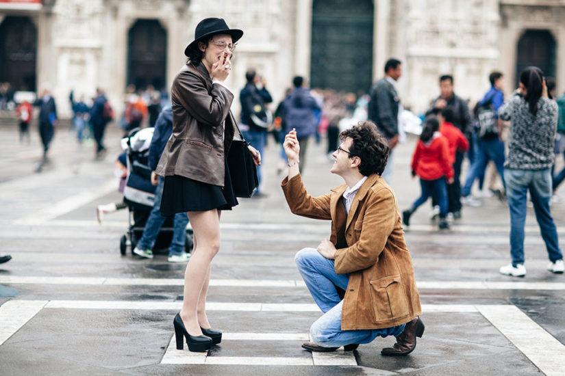 Milan photographers, Luisa