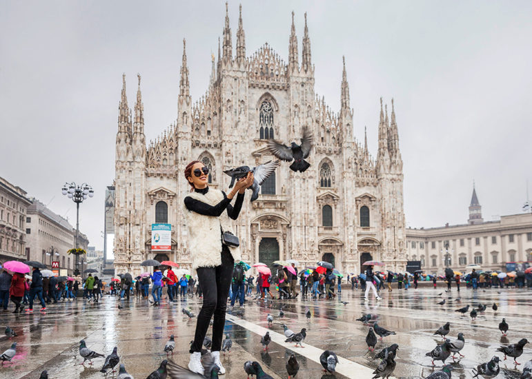 Milan vacation photographer – Pix Around