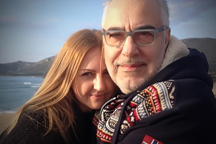 OLGA & GEORGE - Crete