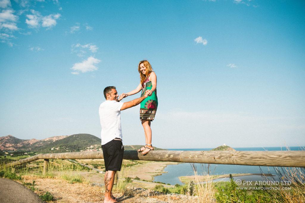 Sardinia Vacation photographer, Daniele