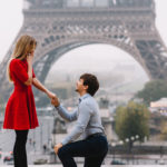 Organsing the perfect proposal in Paris