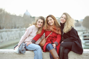 Fun girls weekend activity in Rome