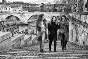 Girls Weekend in Rome