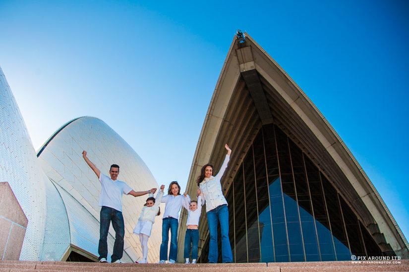 Sydney photographers, Gino