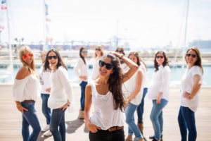 Pix Around bachelorette party photography