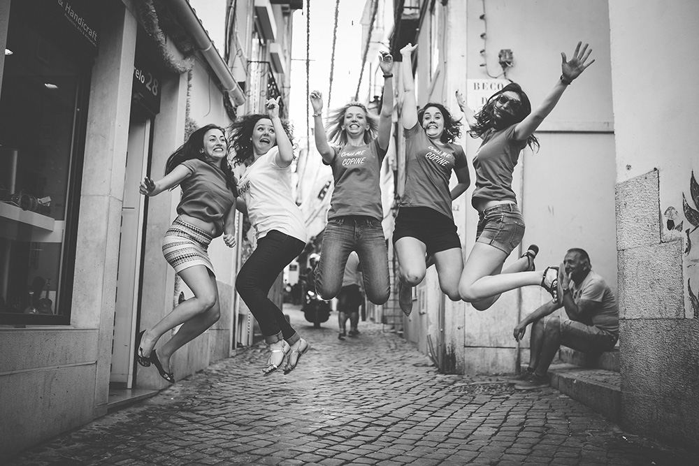 Best photographers for hen parties abroad