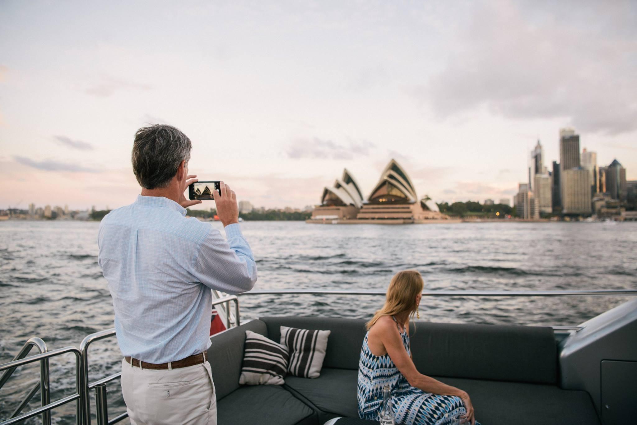 Vacation photographer Sydney