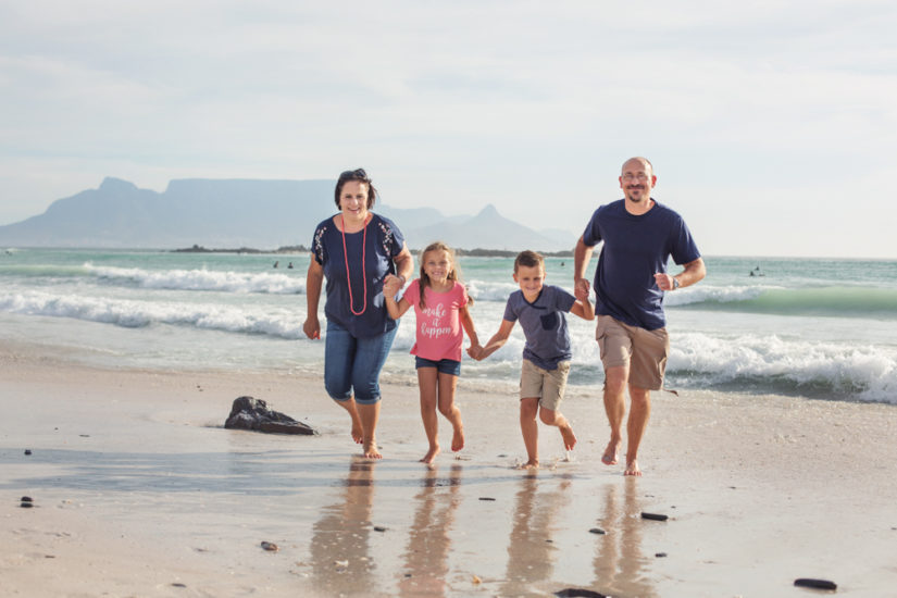 Family photos in Cape Town - Cape Town photographers, Linda