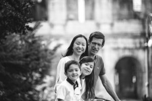 Best family portraits Rome