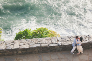 Creative couples photo shoots in Italy