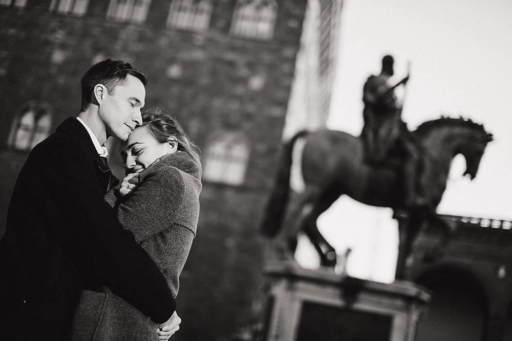 Engagement photo shoot Florence
