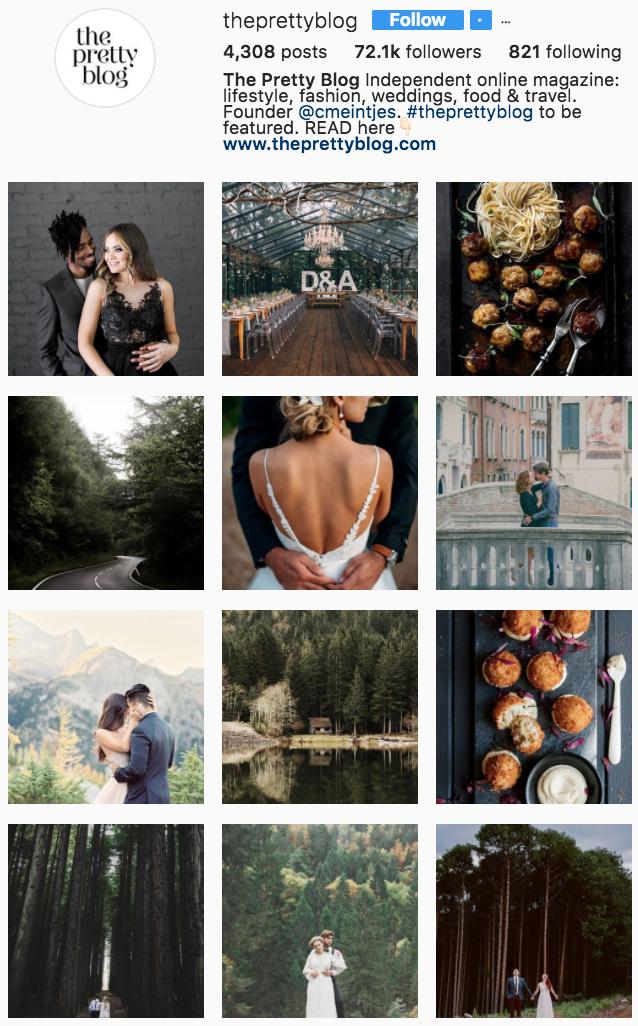 Instagram contest with Pix Around