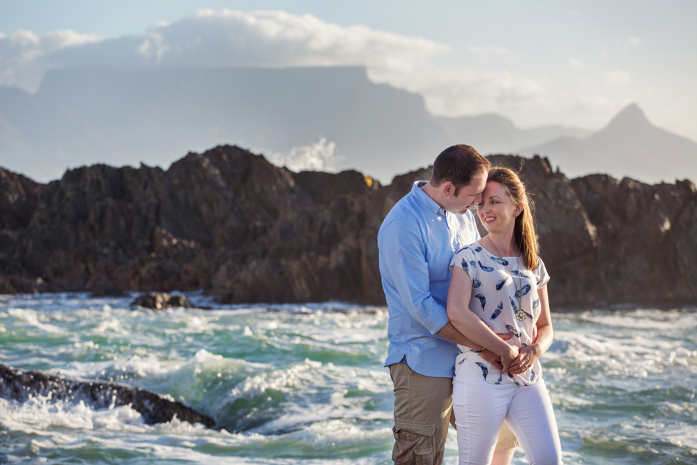 Romantic photo shoot Cape Town