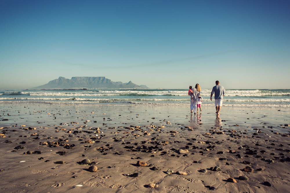Family summer holidays in South Africa