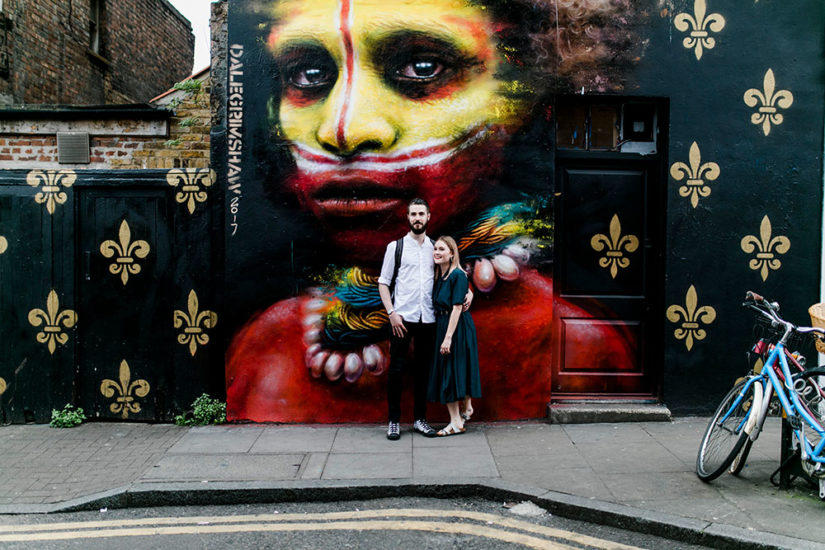 London photographers, Doris