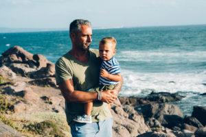 Family photos Sardinia