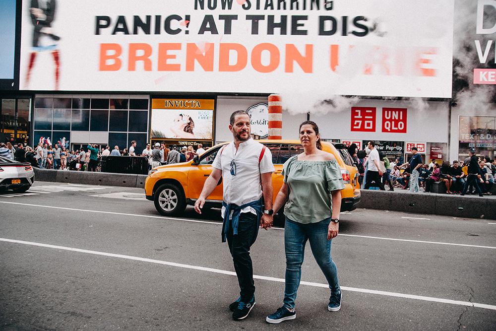 Photojournalism style couples shoot