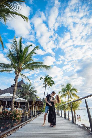 Mauritius photographers, Daria & Johny