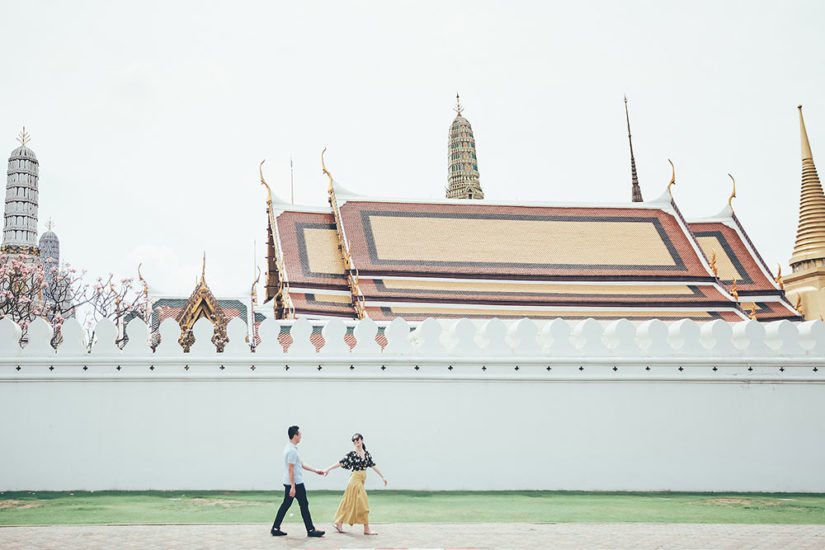 Bangkok photographers, Thana