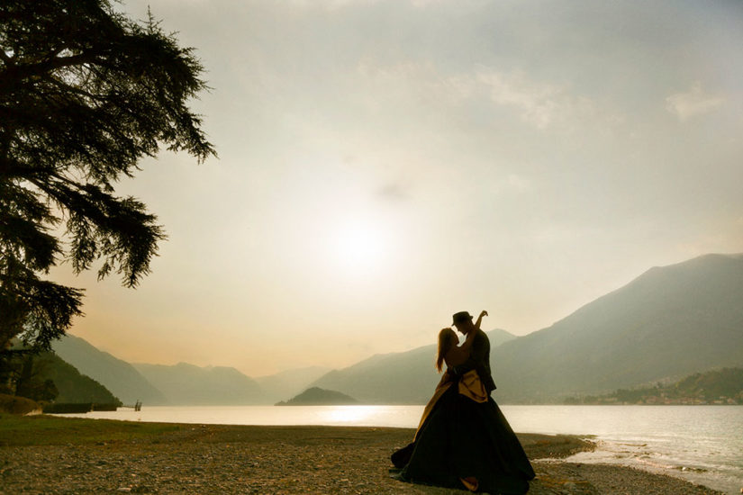 Lake Como photographers, Corrado