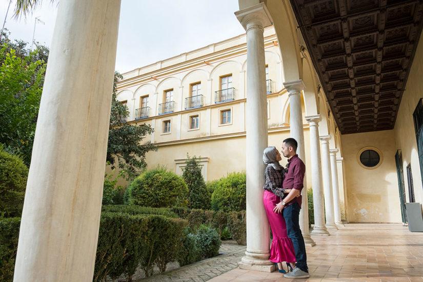 Seville photographers, Fran