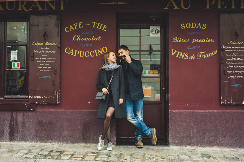 Paris photographers, Daria