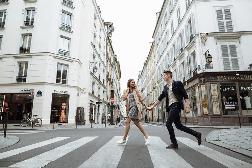 Paris photographers, Dimitri