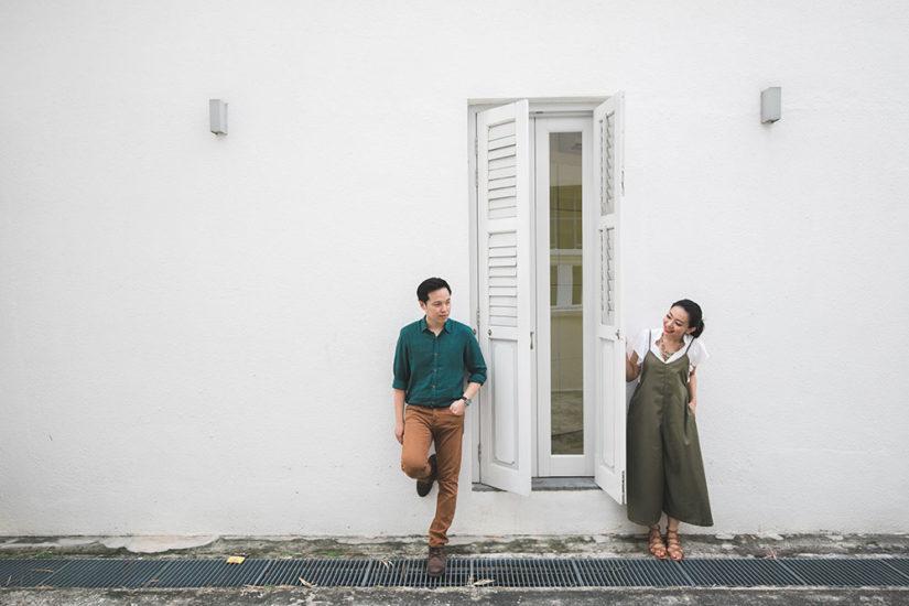 Singapore photographers, Leo