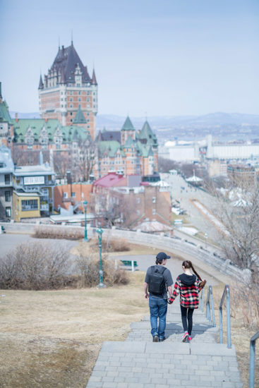 Quebec City photographers, Marc