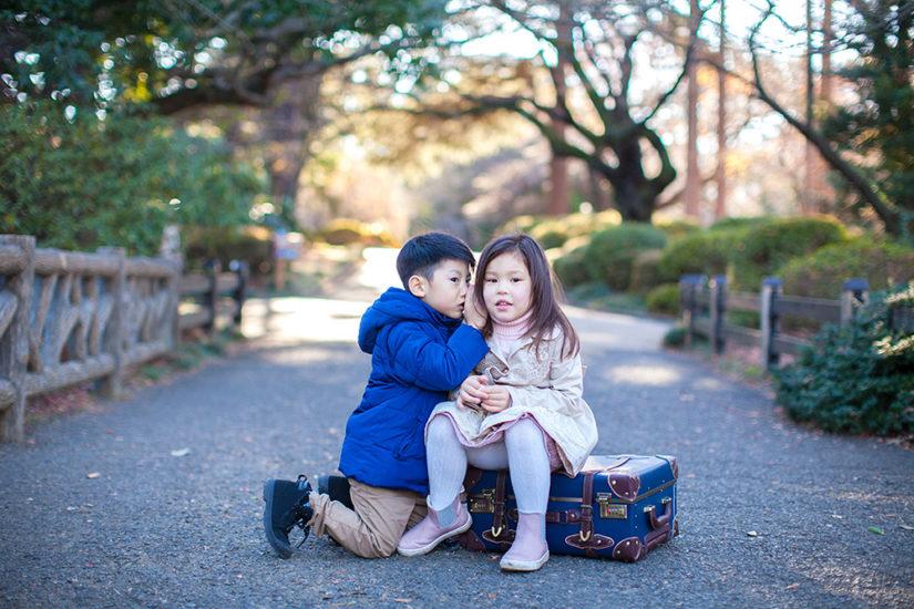 Tokyo photographers, Marina