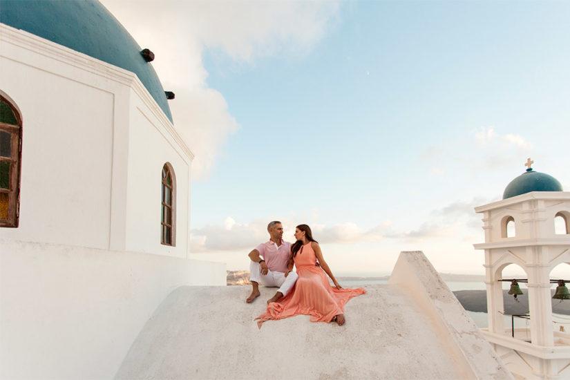Santorini photographers, Eva