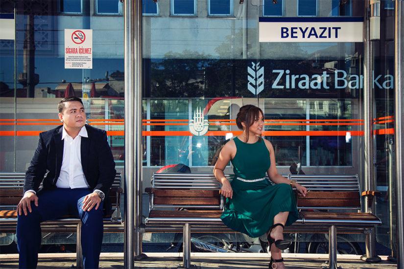 Istanbul Photographer: Omer