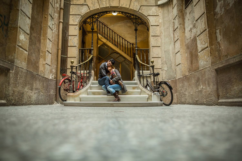 Barcelona photographers, Linda