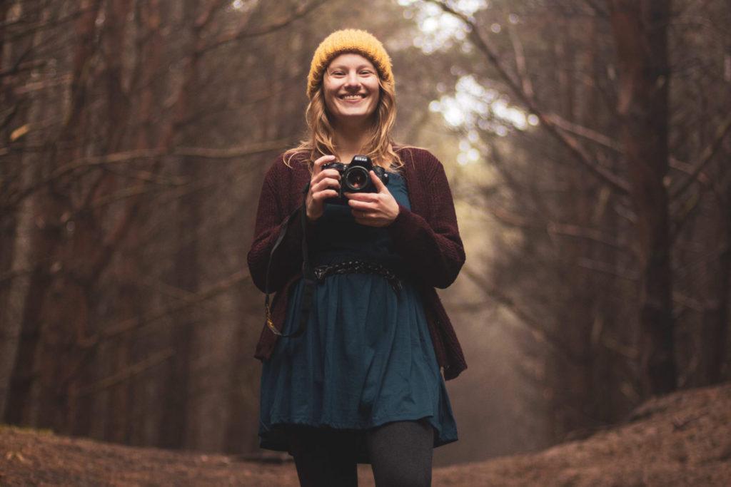 Edinburgh photographer: Karoline | Pix Around vacation photographer
