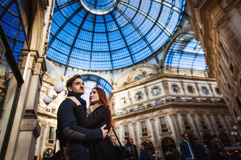 Milan photographers, Tania