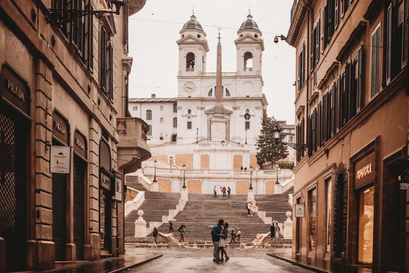 Rome Photographers, Federica