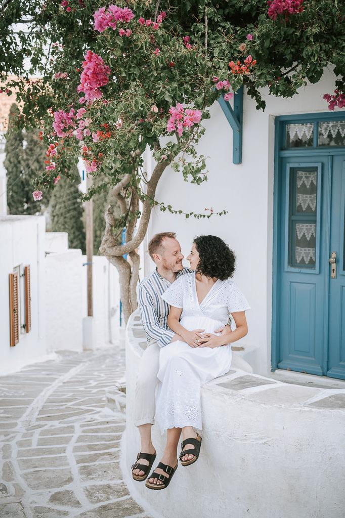 Paros Photographers, Xrisovalantis